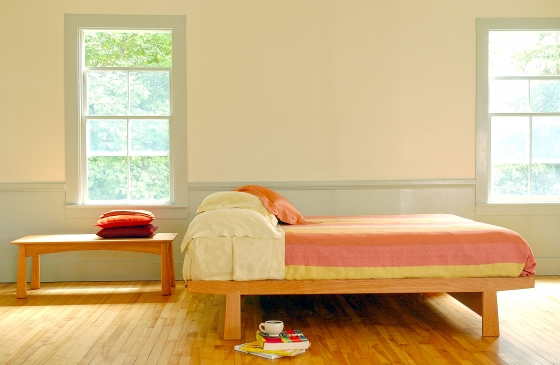 Dovetail Bed Cherry