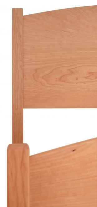 Bed Double Arch Shaker Cherry