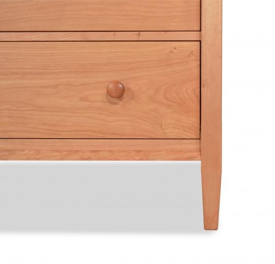 Dresser 7 Drawer Shaker Cherry