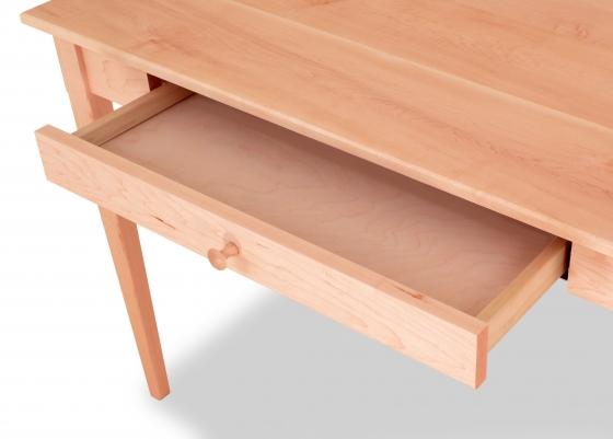Desk Shaker Drawer Detail