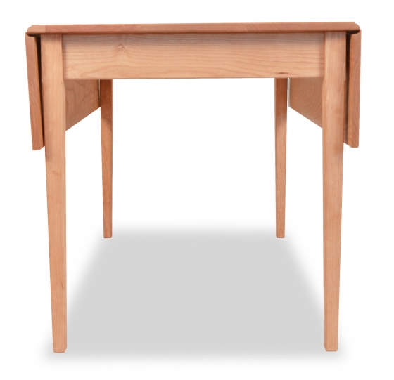 Table Drop Leaf Cherry front