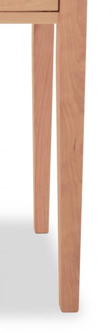 Nightstand Canterbury Taper Leg Detail 2