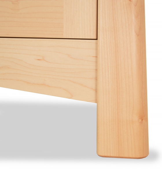 TV Console 1 Harvestmoon Maple detail 3