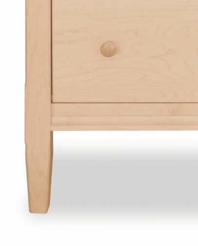 Chest 5 Drawer Shaker Maple