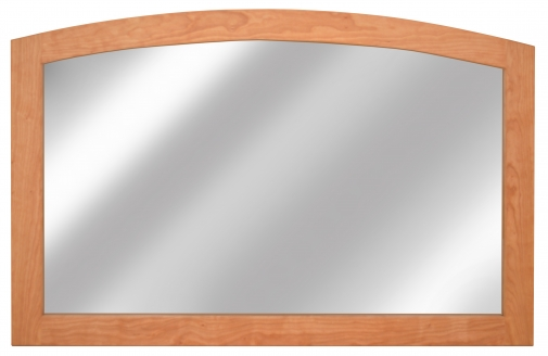 Mirror Shaker Arched Cherry