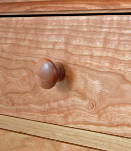 Chest 6 Drawer Shaker Cherry