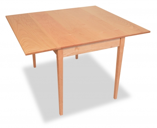 Table Drop Leaf Cherry open