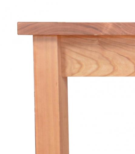 Table Extension Horizon Cherry 1 leaf straight