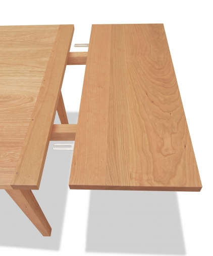 Table Harvest Style Detail End Leaf Detail