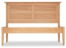 Panel Bed Canterbury Low Footboard Cherry