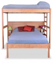 Bed Loft Combo Cherry