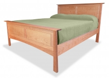 Panel Bed Harvestmoon Cherry