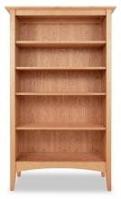 Bookcase 4 Canterbury Cherry