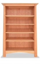 Bookcase 4 Harvestmoon Cherry