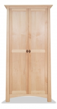 Bookcase 5 Harvestmoon Maple with doors