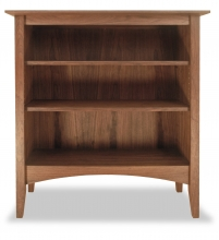 Bookcase 2 Canterbury Walnut