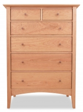 Chest 6 Drawer Canterbury Cherry