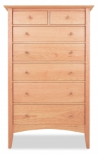 Chest 7 Drawer Canterbury Cherry
