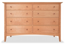 Dresser 8 Drawer Canterbury cherry