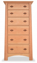 Lingere Chest 6 Drawer Harvestmoon