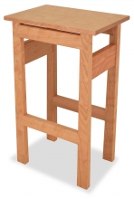 Stool Asian Cherry angle