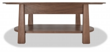 Coffee Table Harvestmoon walnut
