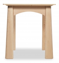 End Table 20 x 20 Harvestmoon Maple