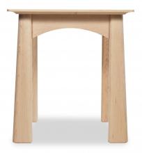 End Table 20 x 20 Harvestmoon Maple