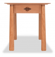End Table with Drawer Harvestmoon Cherry