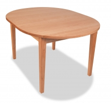 Table Shaker Oval Extension Cherry