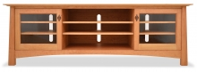 TV Console 3 Harvestmoon Cherry
