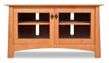 TV Console1 Harvestmoon Cherry