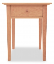 Taper Leg Nightstand Canterbury Cherry