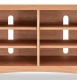 TV Console 1 Harvestmoon with Shelves1